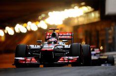 Jenson Button (GBR) McLaren MP4-27.  Formula One World Championship, Rd6, Monaco Grand Prix, Race Day, Monte-Carlo, Monaco, Sunday, 27 May 2012