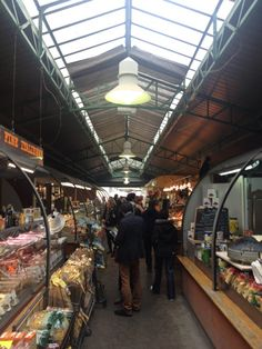 Marché des Enfants Rouges in Paris, Île-de-France | Alex: a marketplace with a BUNCH of different styles of food. You can either sit down or get it to go.