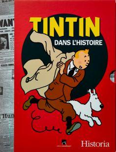 Tintin dans l'Histoire