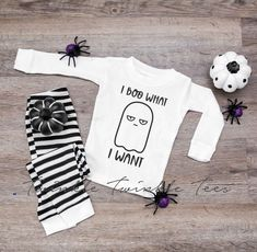 I Boo What I Want Halloween Pajamas - Halloween Pajamas for Kids - Boys Pajamas - halloween shirt for kids by TwinkleTwinkleTees on Etsy Halloween Pajamas, Halloween Shirt, Boys Pajamas, What I Want, Kids Boys, 6 Months, Bleach, Cold, Ship