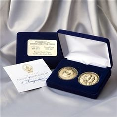 Happy Birthday President Barack Obama! #USA #CelebratingAmerica #President #Biden Click on photo to purchase the medallions :)