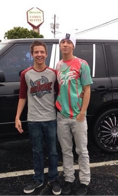 Taylor Caniff and Dillon Rupp Magcon Family, Magcon Boys, Boys Who, My Boys, Dillon Rupp, Hunks Men, Male Hunks, Bae, Vine Boys