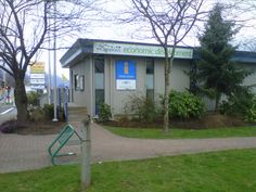 The Pitt Meadows Visitor Centre