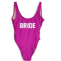 Item Type: Jumpsuits & Rompers Gender: Women Pattern Type: Letter Material: Nylon,Spandex,Cotton Brand Name: Matteobenni Fit Type: Skinny Fabric Type: Broadcloth Model Number: BRIDE Decoration: None Style: Sexy Type: Bodysuits Sport Type: Swim/Bikini Beach