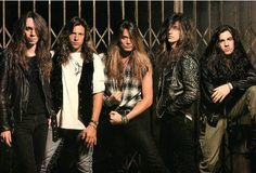 Skid Row!! One of the best late 80's hard rock bands of that era!!!!!