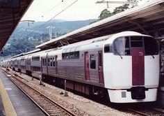 JR東日本215系電車 -熱海駅 Japan Train, Atami, Commuter Train, Speed Training, High Speed, Taiwan, Electric, Europe, Japanese