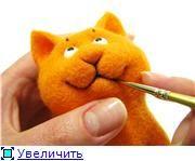 Needle Felting Tutorial Cute Cat