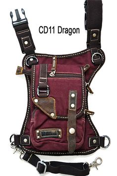 Thigh Holster Purse from ukaulabag. Reasonable price too compared to others I saw..