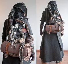 This is such a great LARP costume! Larp, Post Apocalyptic Costume, Post Apocalyptic Fashion, Post Apocalyptic Clothing, Apocalypse Fashion, Post Apocalypse, Apocalypse Survival, Marla Singer, Steampunk Accessoires