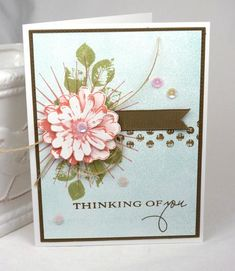 CC487 Cantelope Blossom by BeckyTE - Cards and Paper Crafts at Splitcoaststampers