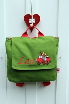 ♥ Herzilein Wien ♥ Leo, Backpacks, Bags, Fashion, Embroidery, Handbags, Moda, Fashion Styles, Backpack