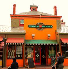 Findlay Market, Over-the-Rhine, Cincinnati.