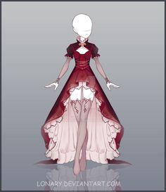 Resultado de imagen para vestidos de anime