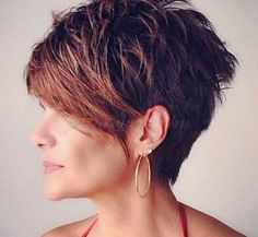 This category present you various trendy short hairstyles. You can find different trendy short haircuts and short trendy hairstyles. Cute Hairstyles For Short Hair, Pixie Hairstyles, Trendy Hairstyles, Pixie Haircuts, Fringe Hairstyles, Short Razor Haircuts, Business Hairstyles, Fashion Hairstyles, Short Haircut