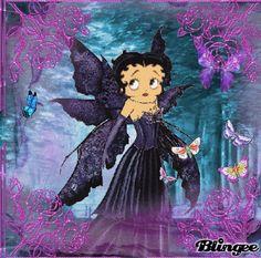betty fee papillon
