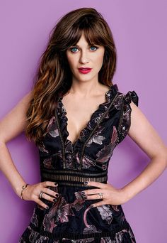 Zooey Deschanel. Zooey was born on January 17, 1980 in Los Angeles, California, USA as Zooey Claire Deschanel.