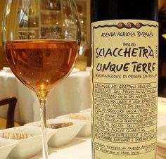 If you travel to Cinque Terre you have to taste Sciacchetrà, the most precious wine in Cinque Terre