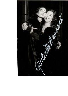 Callas and Giuletta Simionato