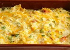 Mexican Casserole-For Feeding the missionaries tonight.
