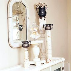 great use for old spindles