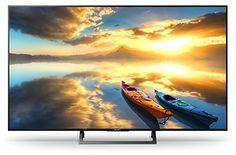 "Sony KD43XE7004 TV Smart da 43"", 4K Ultra HD, High Dynamic Range (HDR), Slim Design, Nero"