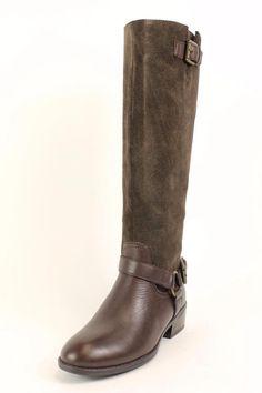 Ralph Lauren Mcleod Dark Brown Boots