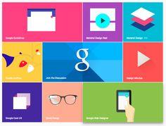 Google Design: http://www.google.com/design/