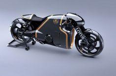 """C-01: La primera moto de Lotus es ideada por el diseñador de """"Tron: Legacy"""" - Neoteo"""