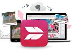 Skitch Graphic: para enriquecer dibujos, imágenes, gráficos..