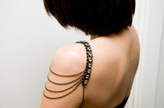 shoulder+jewelry+images   Shoulder jewelry/ shoulder piece