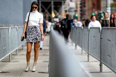 THE BEST OF NEW YORK FASHION WEEK STREET STYLE SPRING 2016 | DAY 4 | The Impression