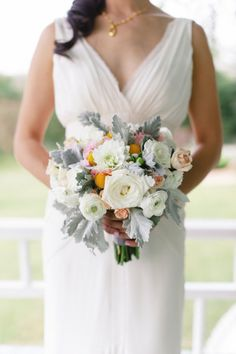 Pastel bouquet: #weddingbouquet