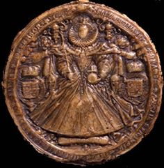 Second Great Seal of Elizabeth I. SC13/N3). In this workshop, students visit the Archives in Kew to examine some of Elizabeth I's speeches and letters, in order to find out more about the personality of this formidable monarch. seal, letter, student visit