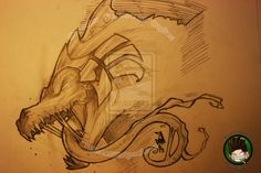 Drawing  Renekton by FEDsART