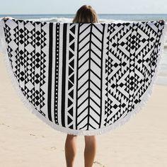 la parfaite couverture de plage