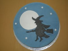 Witch Cake, Hexenmotivtorte