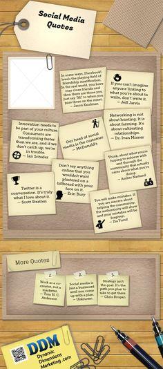 Social Media Quotes #social media #quotes http://mgrconsultinggroup.com