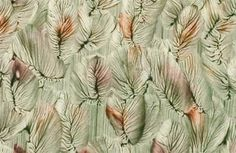 Pulled paste paper by Hugo Ochmann (Leipzig, 1905) from the German Museum of Books and Writing at the German National Library.