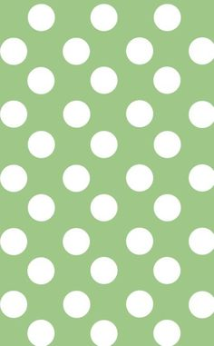 EPS Backdrop :: Green Dots 5x7