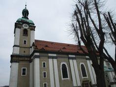 Kostel sv. Václava - Šluknov - Česko