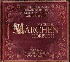 Das große Märchen Hörbuch (ZYX) EAN: 0090204832934  Kaufen: http://www.hoerdeutsch.de/das-grosse-maerchenhoerbuch.html