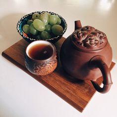 Autumn tea ☘