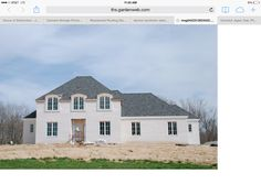 Best Traditional Exterior Of Home With Fence Owens Corning 400 x 300