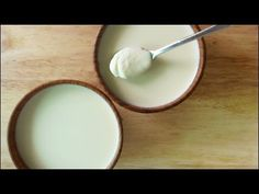 How to Make Ginger Milk Pudding (薑汁撞奶) Easy and works every time! Hand hot roughly between 75/80 c