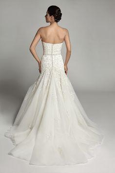 Mark Lesley Wedding Dress