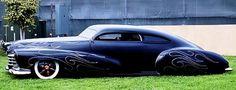 Chopped up 1947 Cadillac