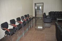 new furnished air conditioned waiting room at lahore railway station