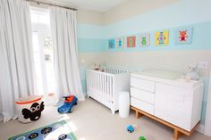 Project Nursery - Crib Wall