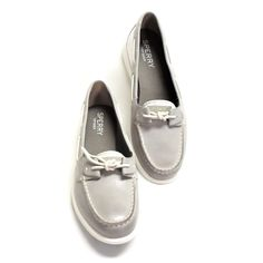 Sperry Women/'s Seaside Drink Slip On Canvas Boat Shoes Casual Flats Loafers NEW