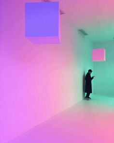 Minimalist Colorful Photography by June Kim #inspiration #photography